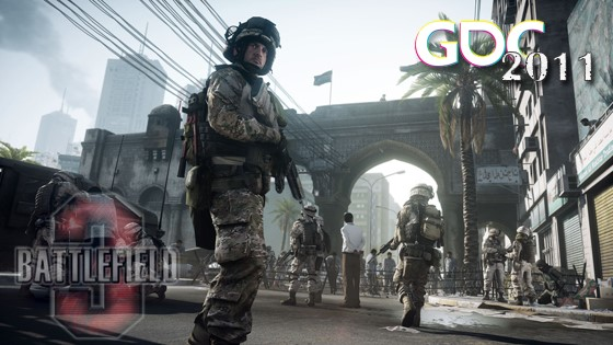 Battlefoeld 3 на GDC 2011: Новые видео и скриншоты
