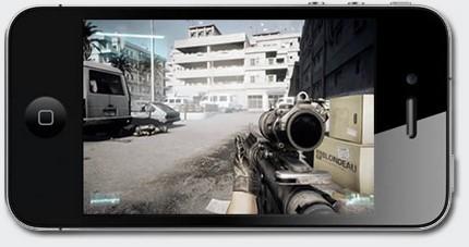 Battlefield 3 для iPhone