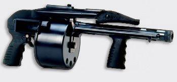 Дробовик DAO-12