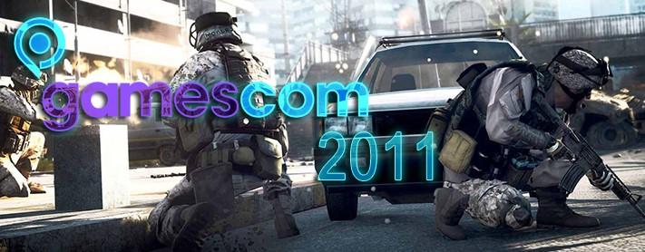 Batlefield 3 на Gamescom 2011